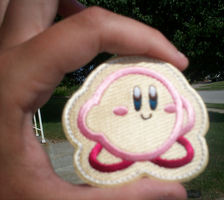 Kirby's Epic Yarn E3 patch by KirbyIsLove