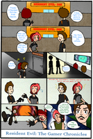 RE: The Gamer Chronicles- Page 1 by ItsKoko