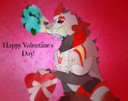 Happy Valentines Day~ by Crazycavycon
