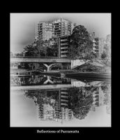Reflections of Parramatta by FireflyPhotosAust