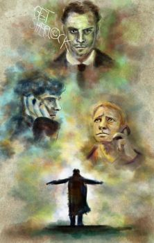 The Reichenbach Fall by guad