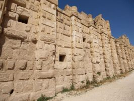 Ancient Walls by alimuse