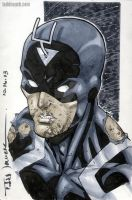 Black Bolt by ToddNauck