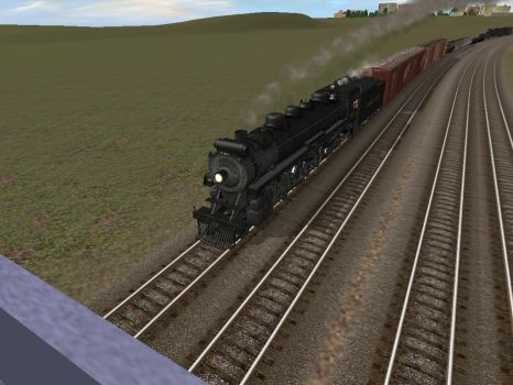 KL Trainz CP T1-a Selkirk by Shiplover444
