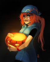 Halloween by Renuski