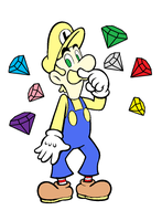 STH Superform Luigi by Mongoosquilax