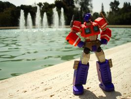 TF Prime Fountains by ellensama