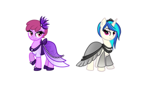 Pretty Ponays by TheCheeseburger