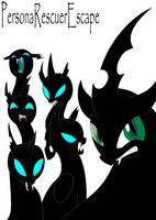 The Changeling Minions - Base by PersonaRescuerEscape