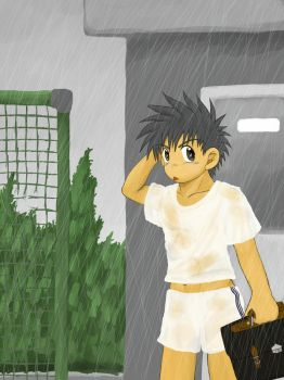 SoccerBoy by Moon-Forest
