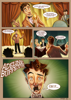 Monsieur Charlatan Page 28 by DrSlug