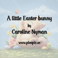 A little Easter Bunny process by Ploopie