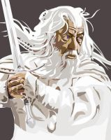 The White Wizard by teach