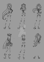 WIP Winx Gaix Designs by anazgred