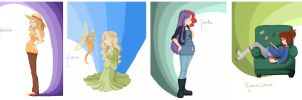 Pregnant Girls : HP Gen Part 2 by GildingofNightfall