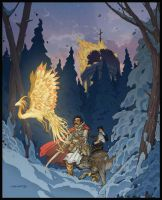 Mythic Russia by JerMohler