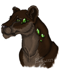 Jeweled Lioness by Brittani1123