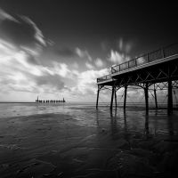Pier And Platform by Phil-Norton