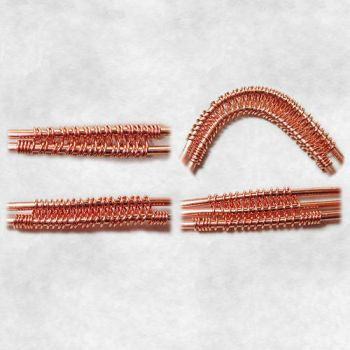 Wire Jewelry Making - Basic Weaving Techniques by Gailavira