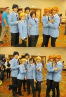 Animefest '13 - Ouran High School Host Club by TexConChaser