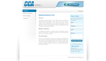 CCA Website by alvito