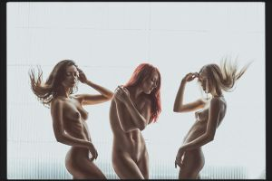 three graces by DanHecho