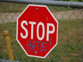STOP HATE! by The-Navigators