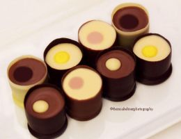 Chocolate Cups by theresahelmer