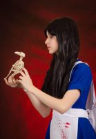 Cosplay: Alice Madness returns by KattyTsukiakari