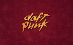 Daft Punk Logo Wallpaper by xDaftPunk