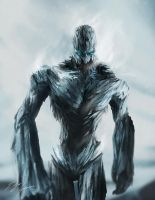 Iceman Reimagined by EdgarGomezArt