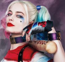 Suicide Squad-Harley Quinn by pela5630