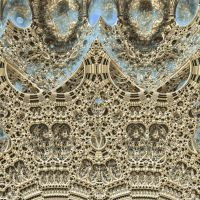 Ornamental Facade by HairBrainedScenes