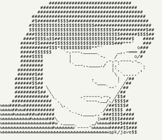 Ann_ascii_art by norwid