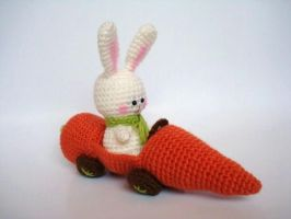 Amigurumi by allsocute