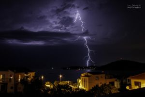 Long Thunderbolt by IJPhotography