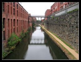 Georgetown Canal by Paperback-writer-00
