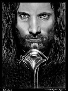 Aragorn by iSaBeL-MR