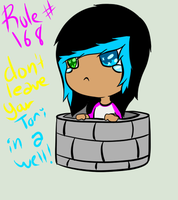 How To Care for Your Tori: Rule #168 by ToriFlame