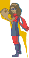Ms marvel by mattews