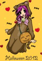 Happy Halloween 2012 by visu-doll