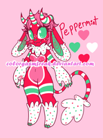 Sweet Monsterbun Adoptable Auction: CLOSED by ColorgasmFreak