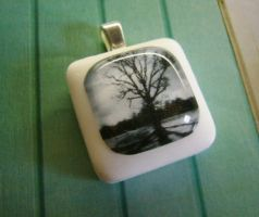 Tree Pendant ver 2 by luminarydreams