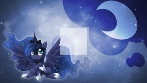 Luna Background for Windows 7 by Nattsu-San