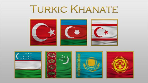 Turkic Khanate - 4 by Telafer