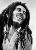 Bob Marley by tomwright666