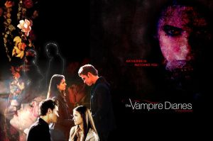 TVD Katherine is Watching You by masochisticlove