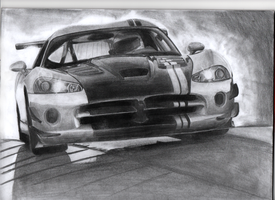 Dodge Viper SRT10 by imprzz
