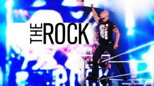 The ROCK by themesbullyhd