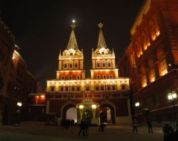 gate of red square by swealex
